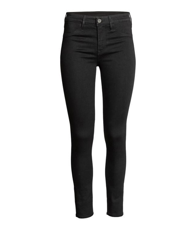 H&M Skinny Regular Ankle Jeans