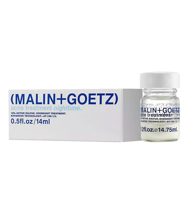 Space. nk. apothecary Malin + Goetz Acne Treatment Nighttime
