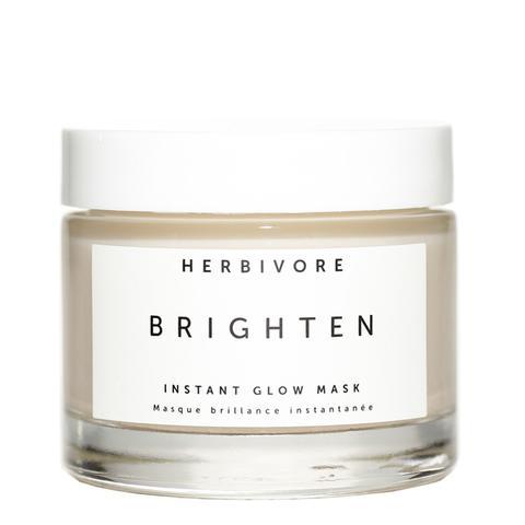 Brighten Pineapple Enzyme + Gemstone Instant Glow Mask