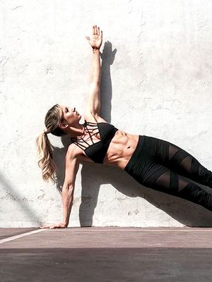 The Internet's Fittest Woman Just Shared Her Food and Fitness Diary