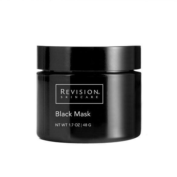 Revision Skincare Black Mask Purifying Facial Treatment