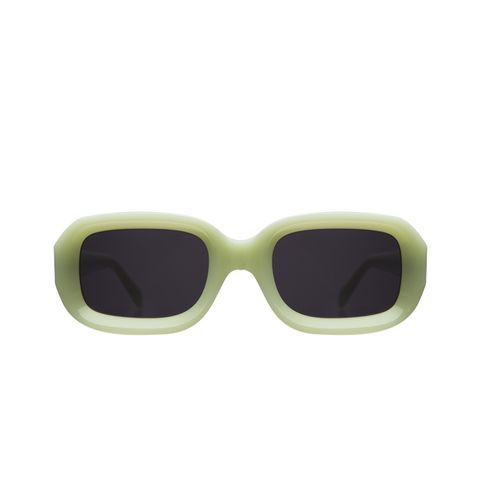 Vinyl Sunglasses in Mint