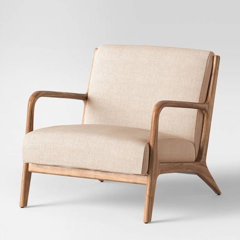 Esters Wood Arm Chair