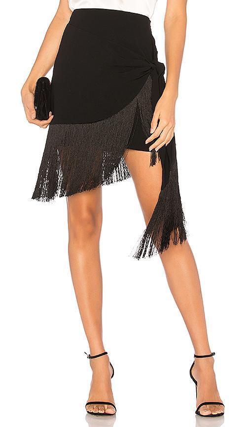 Marlon Skirt in Black. - size 6 (also in 0,00,2,4)