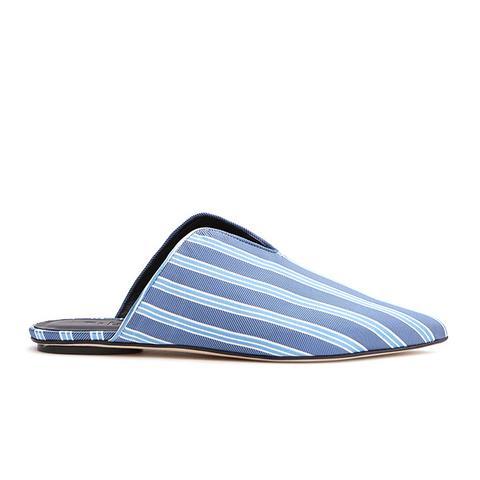 Cacey Stripe Slide