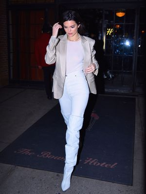 The Flattering Piece Celebs Are Wearing Now