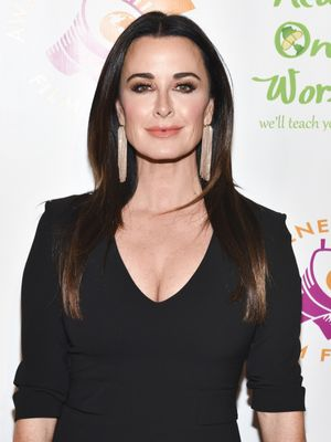 """Real Housewife Kyle Richards Is Selling Her Home—and It Has a """"Pub"""" Inside"""