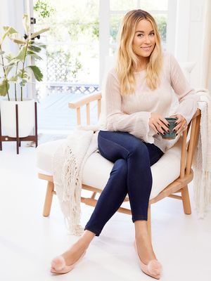 The Most Flattering Jeans to Wear With Flats, From Lauren Conrad
