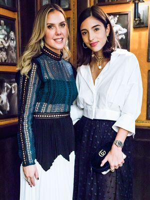 These London Girls Just Wore the Coolest Statement Jewelry