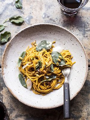 These Vegetarian Pasta Recipes Are Worth Cancelling Your Reservations For