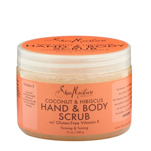 Coconut & Hibiscus Hand and Body Scrub