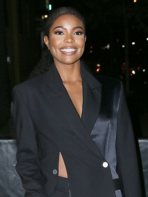 Okay, Gabrielle Union, This Is How You Wear a Suit