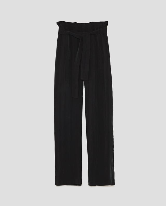 Zara Palazzo Trousers