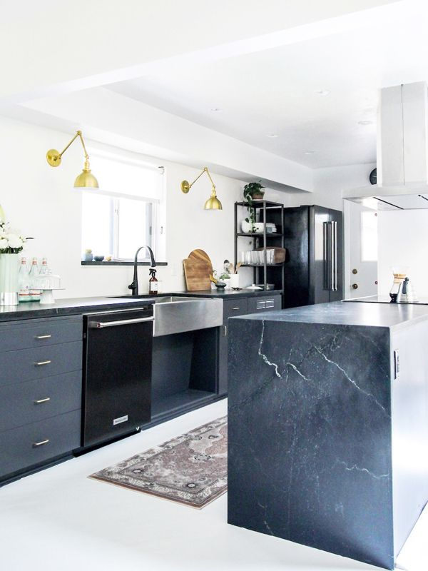 these are the best kitchen cabinet paint colors mydomaine