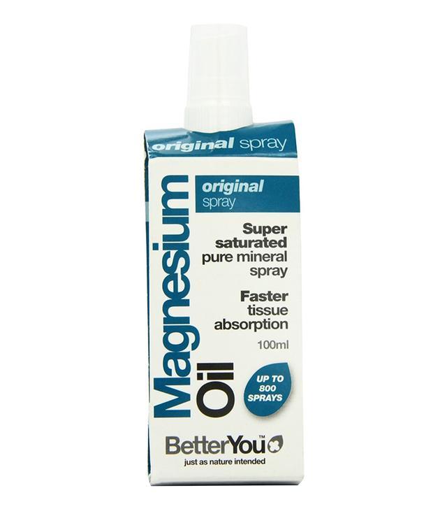Magnesium benefits: Better You Magnesium Oil Spray