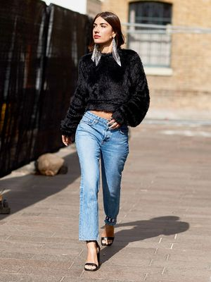 The Coolest Ways to Wear Jeans With Heels in 2018