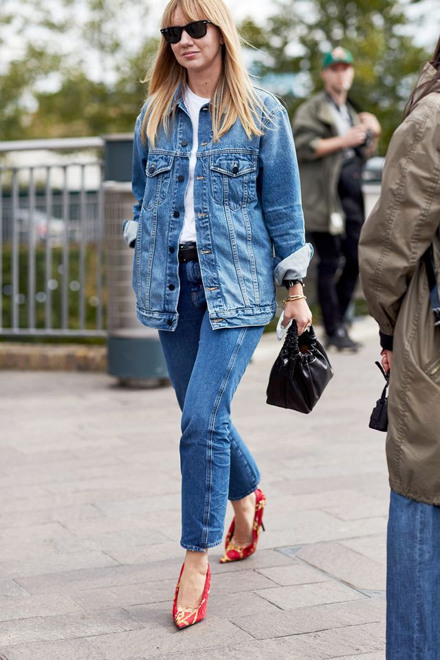 How to Wear Jeans with Heels | WhoWhatWear AU