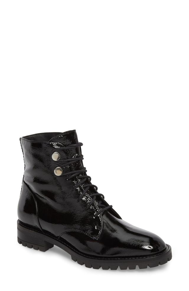 Francesca Lace-Up Boot