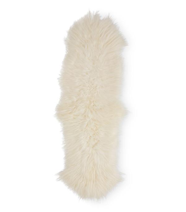Icelandic Sheepskin Throw, Large
