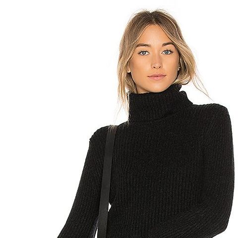 Emilie Sweater in Charcoal