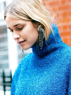 12 Statement Earrings That Distract From Bad Hair Days