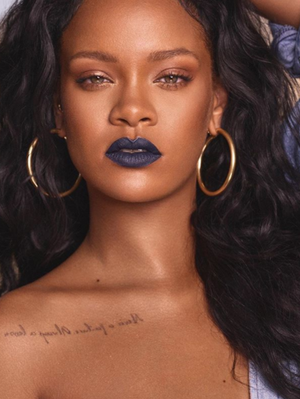 Rihanna Just Announced Fenty Beauty Is Launching a Matte Lipstick Collection