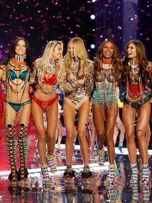 Exclusive: VS Angles On The Best Holiday Gift (It's Not Lingerie)