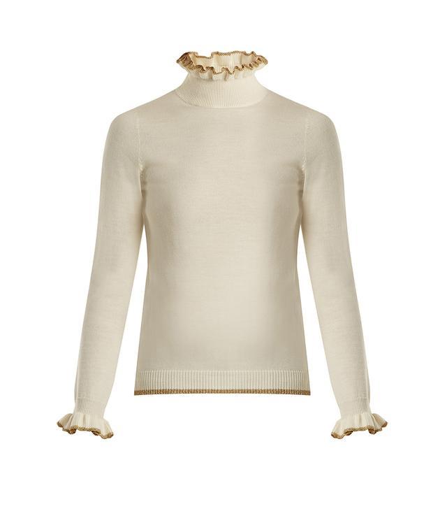 Norah high-neck wool sweater
