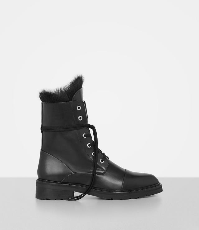 AllSaints Daria Shearling Boots