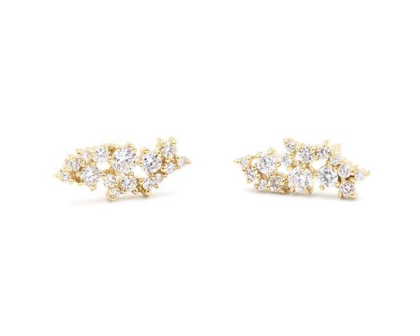 Callisto Stud Earrings
