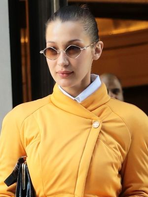 We've Never Seen a Jacket Like This Before, Bella Hadid