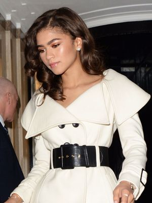 Who Even Needs a Full Outfit When You've Got a Coat Like Zendaya's?