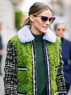 According to Olivia Palermo, This Is How We'll Be Wearing Stripes in 2018