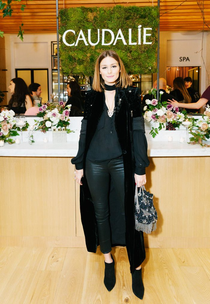 Olivia Palermo Zara star bag