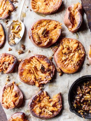 How to Bake the Perfect Sweet Potato