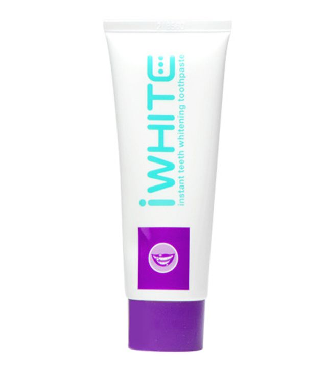 Best teeth whitening toothpaste: iWhite Instant Whitening Toothpaste
