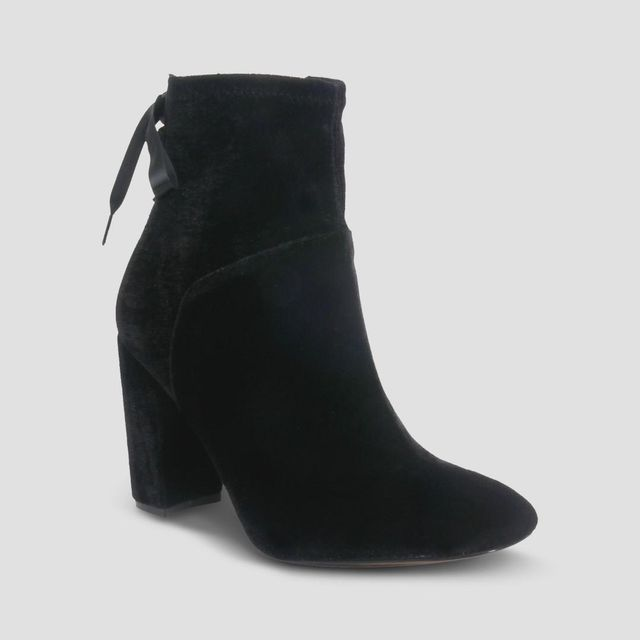 Amber Booties