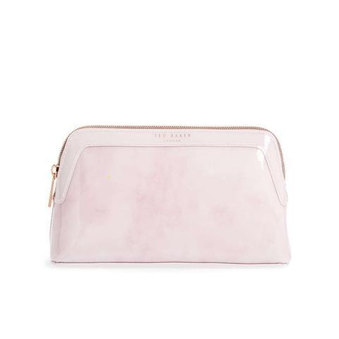 Zandra Rose Quartz Cosmetics Bag