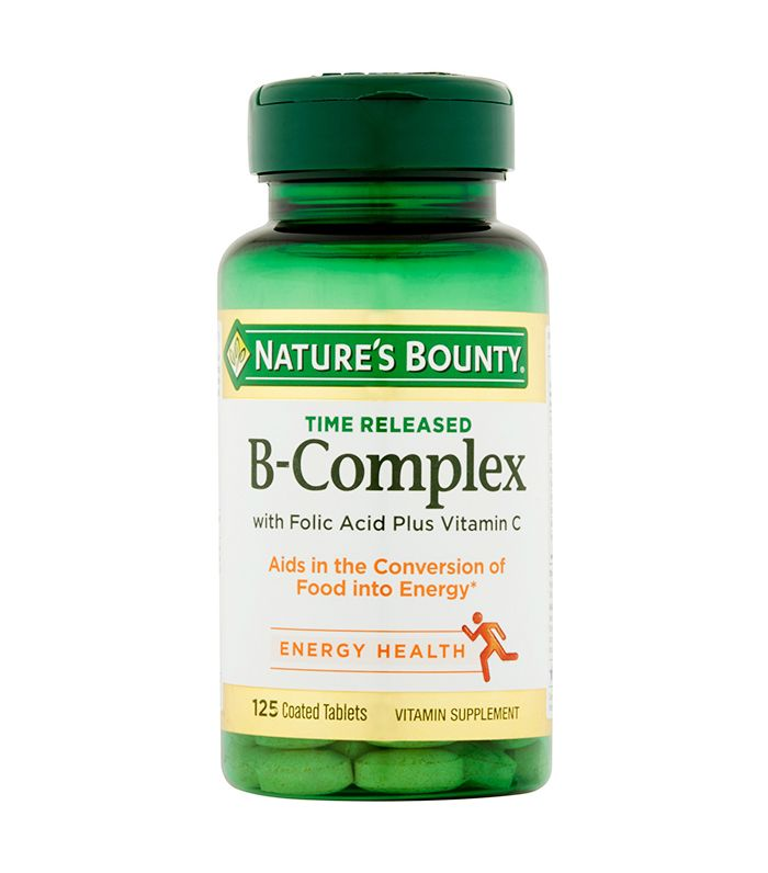 B-Complex Vitamins by Nature's Bounty