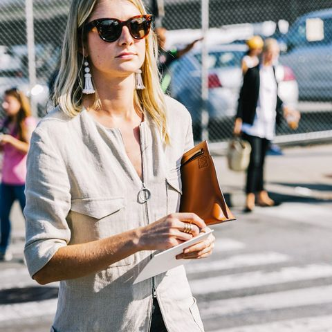 This Seemingly Simple Dress Is Actually So on Trend