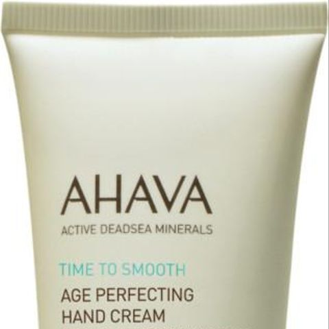 Time to Smooth Age Perfecting Hand Cream Broad Spectrum SPF15
