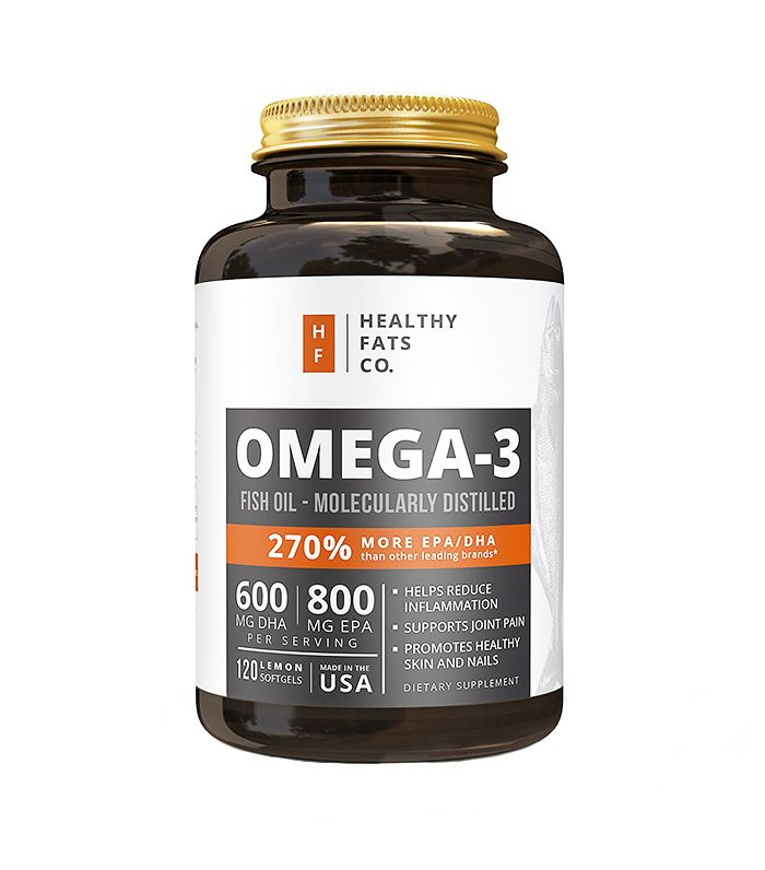Omega-3 Fish Oil Pills by Healthy Fats Co.