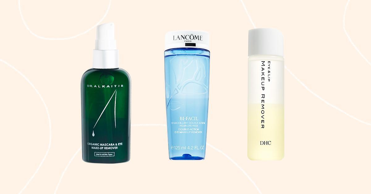 The 7 Best Eye-Makeup Removers, According to Makeup Artists | Byrdie