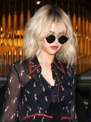 Selena Gomez and Karlie Kloss Both Agree on These Chic Sunglasses