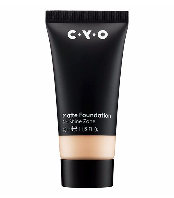 best drugstore matte foundation byrdie uk