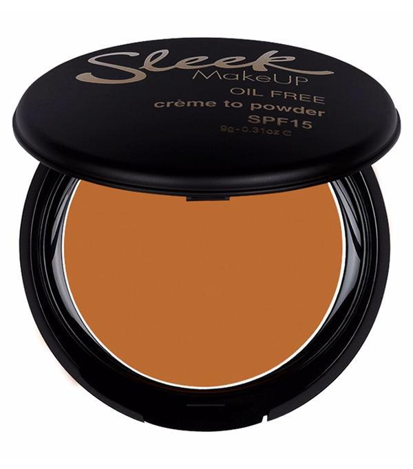 Best drugstore matte foundation: Sleek MakeUp Crème To Powder Foundation