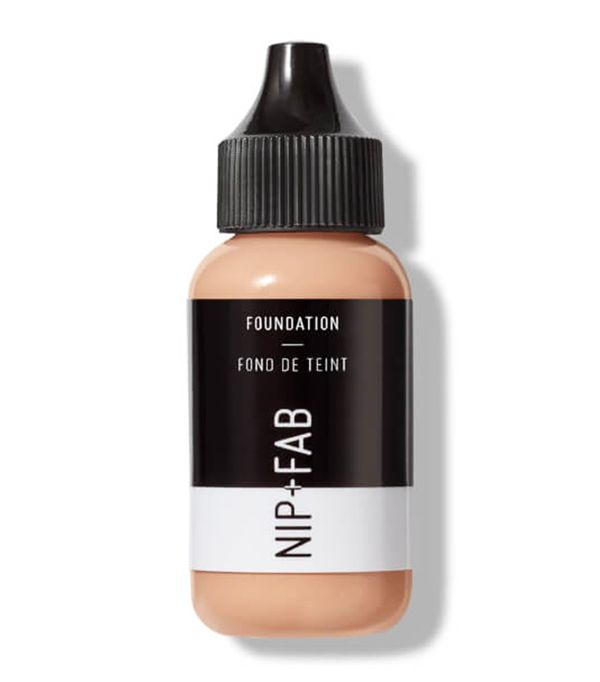 Best drugstore matte foundation: Nip + Fab Foundation