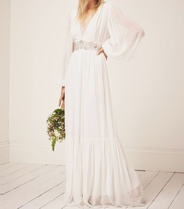 wedding dress 2017: French Connection Cari Dress
