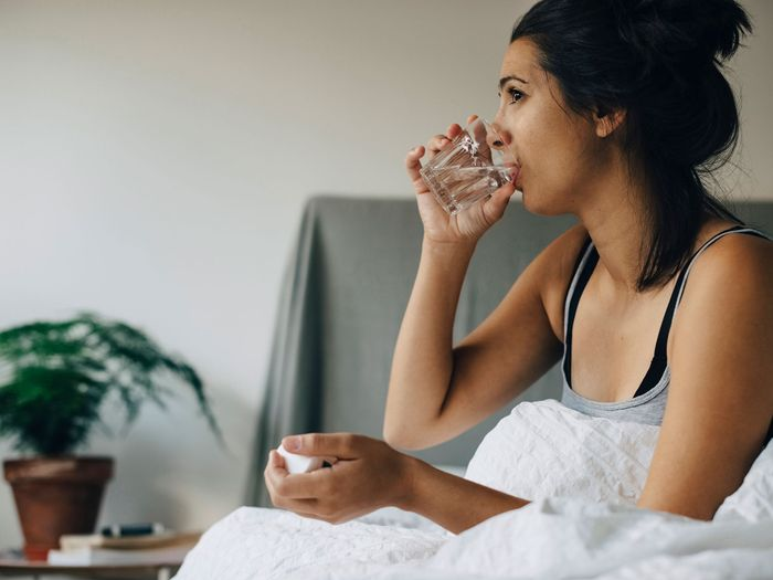5 Helpful Ways to Treat Nausea During Your Period | TheThirty