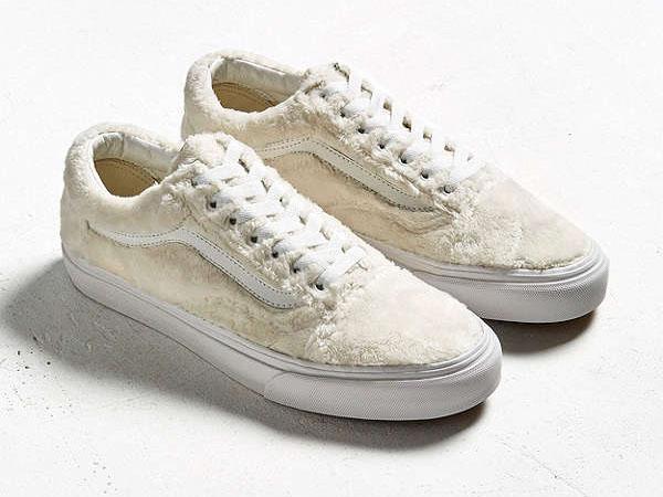Vans Old Skool Sherpa Sneaker